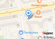 Компания «A96.ru» на карте