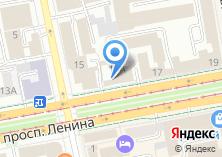 Компания «ФСБ» на карте