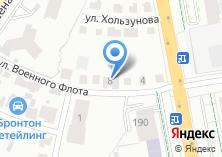 Компания «Автомастер-96» на карте