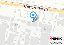 Компания «Универсалавто» на карте