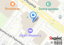 Компания «Мист» на карте