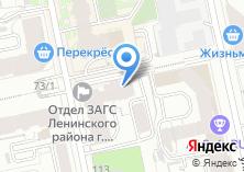 Компания «Студия красоты Ирины Павловой» на карте