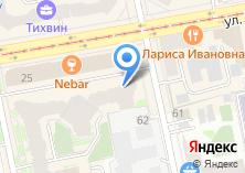 Компания «Строящийся жилой дом по ул. Радищева» на карте