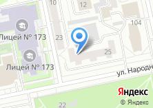 Компания «АКУЛА-AVTO» на карте