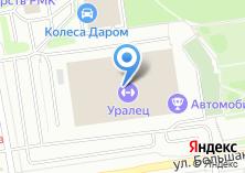 Компания «ПромСтройДекор» на карте
