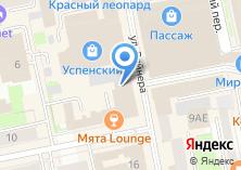 Компания «Чердак» на карте