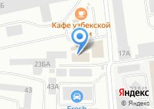 Компания «Урал Партнер» на карте