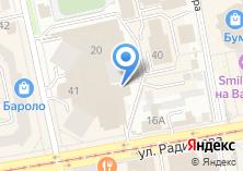 Компания «ПИ-АРмия» на карте