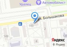Компания «Автоспорт сеть автомагазинов» на карте