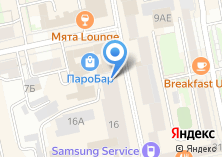 Компания «Mario» на карте