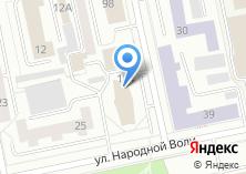 Компания «Уральский центр по защите прав граждан» на карте
