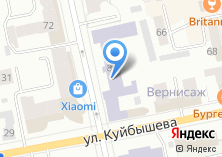 Компания «Уральский геологический музей» на карте