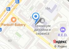 Компания «ОТДиС» на карте