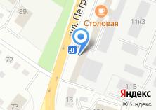 Компания «АНП-Групп» на карте