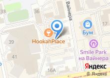 Компания «LineDesign» на карте
