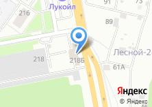 Компания «Автокомплекс на Московской» на карте