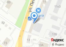 Компания «Прайм-С» на карте