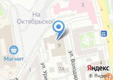 Компания «Первая Оценочная Компания» на карте