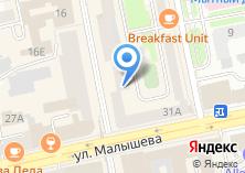 Компания «Zippy» на карте