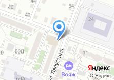Компания «Наташа и К» на карте