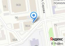 Компания «Промсвязь-99» на карте