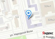 Компания «Уралмеханобр» на карте