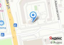 Компания «Уралметаллургмонтаж» на карте