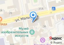 Компания «KvaRtira.ru» на карте