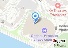 Компания «ДИВС» на карте