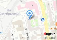 Компания «Хостелы Рус-Екатеринбург» на карте