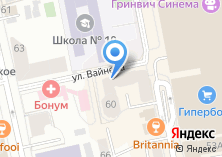 Компания «ST-clinic» на карте