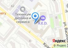 Компания «Русская служба логистики» на карте