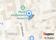 Компания «В ПОРЯДКЕ. Мужская паримахерская» на карте