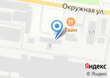 Компания «МастерПЛАСТ» на карте