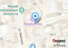 Компания «Центр недвижимости Элит-Эстейт» на карте