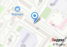 Компания «Катиффа» на карте