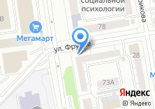 Компания «Гарант-Доставка» на карте