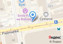 Компания «Студия времени» на карте