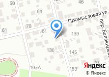 Компания «Пансионат» на карте