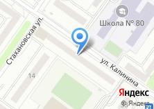 Компания «Фотостудия Алексея Середенина» на карте