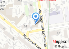 Компания «Афишаплюс» на карте