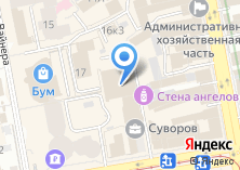 Компания «Вау! Салон» на карте