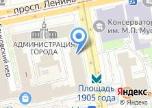Компания «Пивной сад» на карте