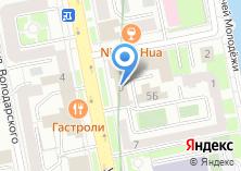 Компания «УралЕвроТур» на карте