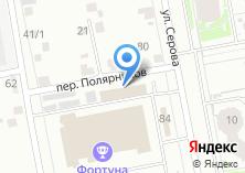 Компания «Точка опоры» на карте