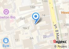 Компания «СИНИЙ СЛОН» на карте