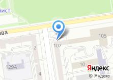 Компания «BABAEVSKI» на карте