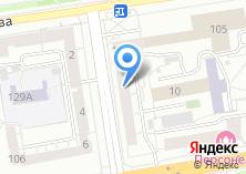Компания «Пифагор» на карте