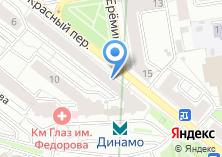 Компания «Бюро 21» на карте
