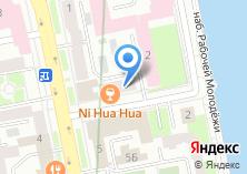 Компания «Unique» на карте